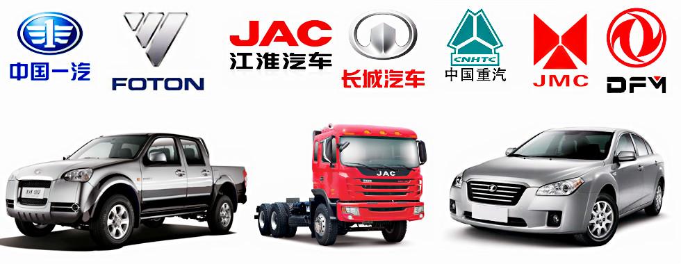 China truck parts